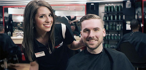 Sport Clips Haircuts of Willow Grove ​ stylist hair cut